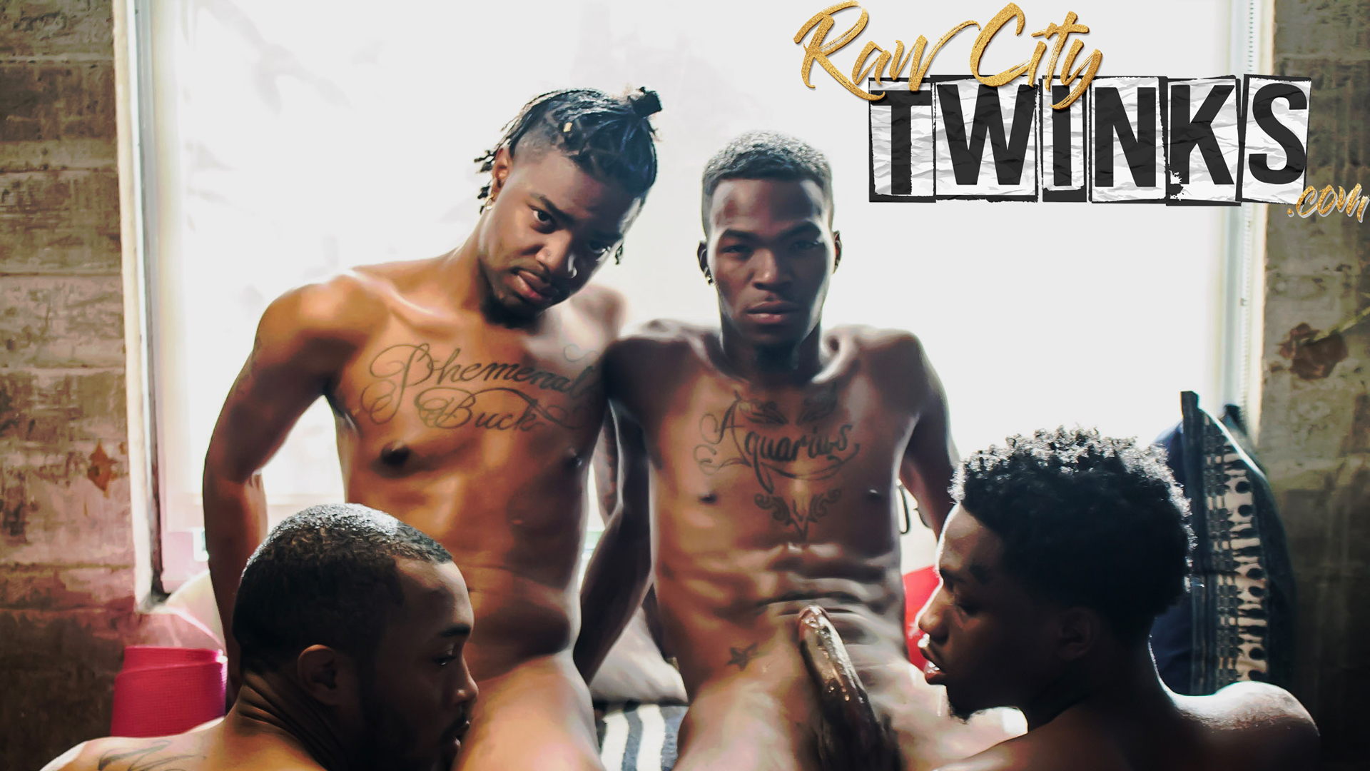 Raw City Twinks