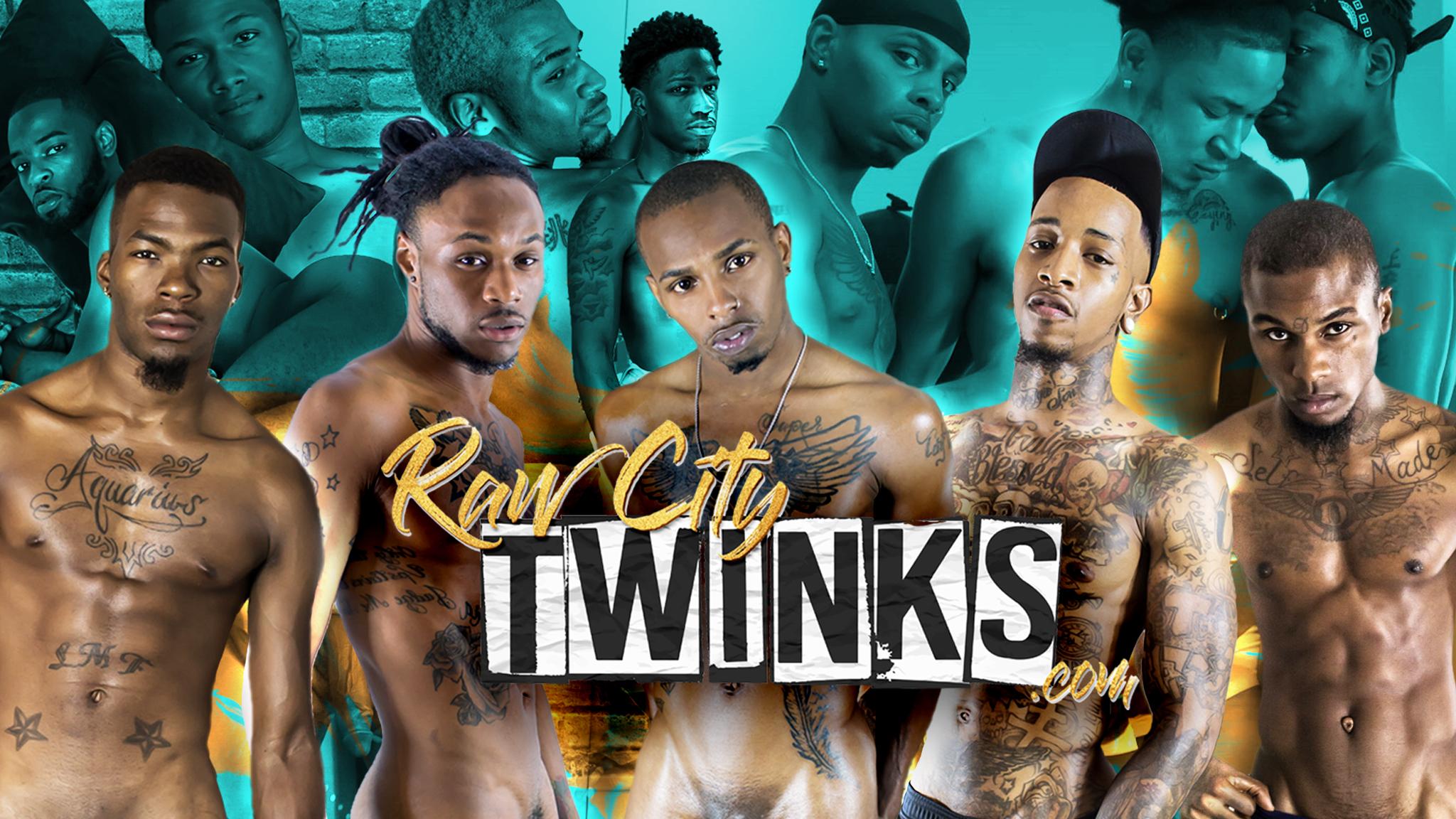 Raw City Twinks